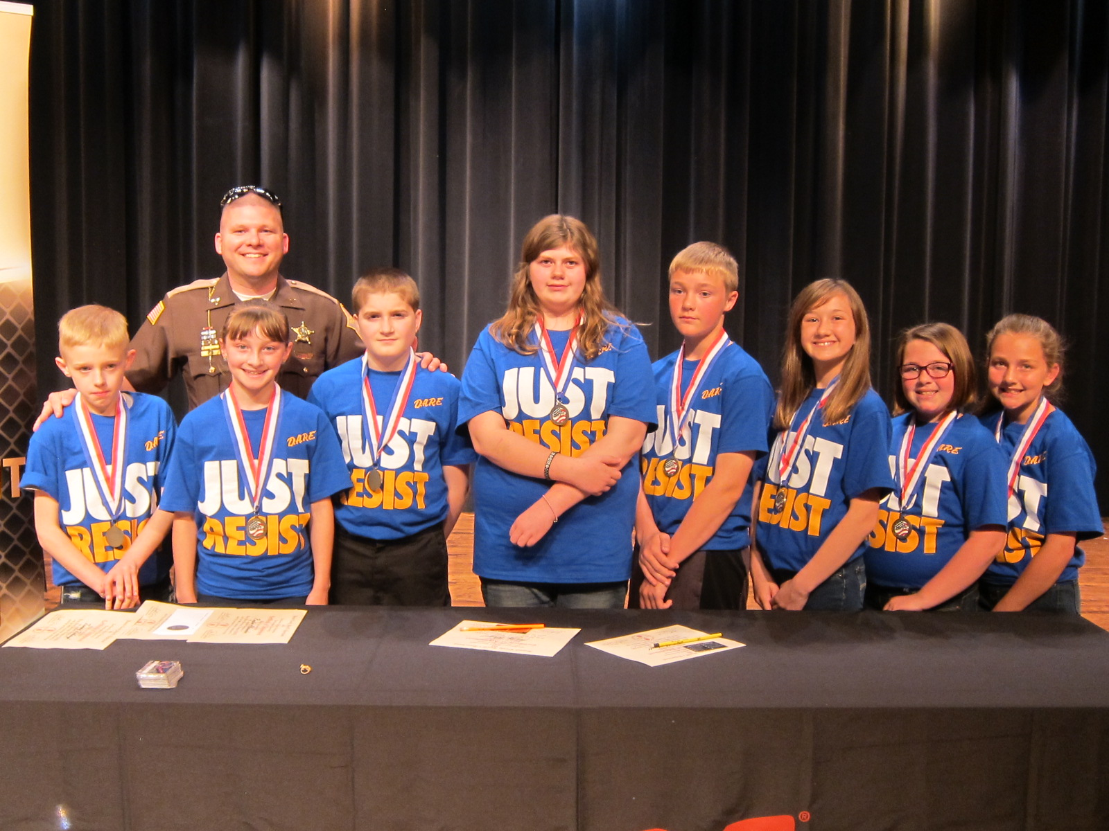 Northwestern D.A.R.E. Winners
