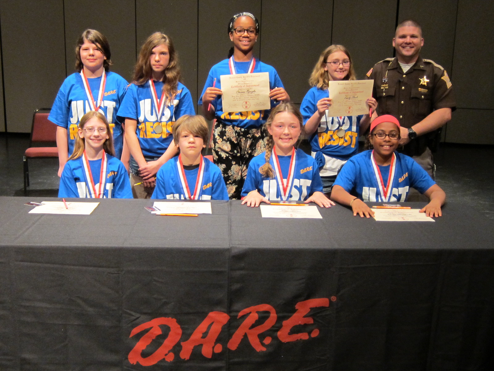 Western D.A.R.E. Winners (Workbook)